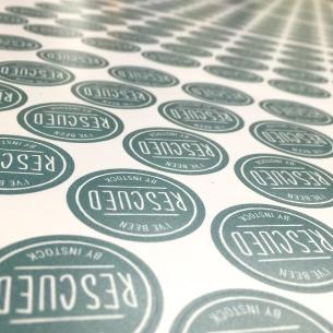 stickers drukken portfolio