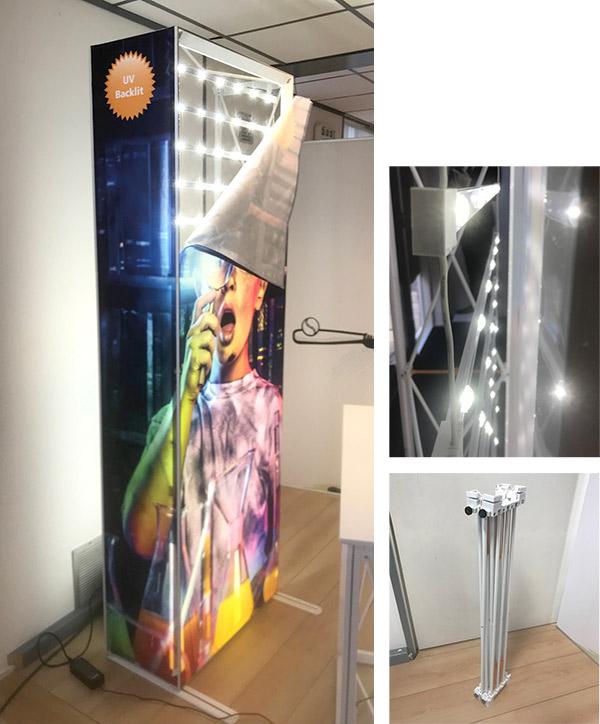 display-textielframe-met-led-verlichting